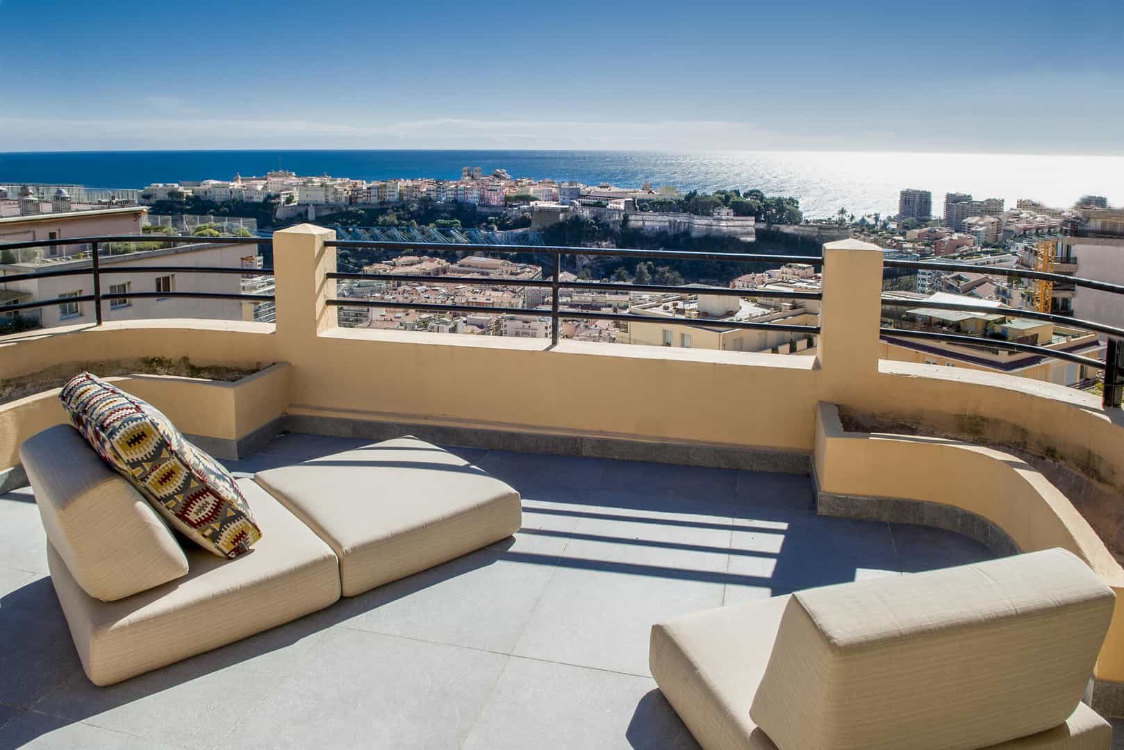 Monaco Properties - An eagle's nest above Monte-Carlo