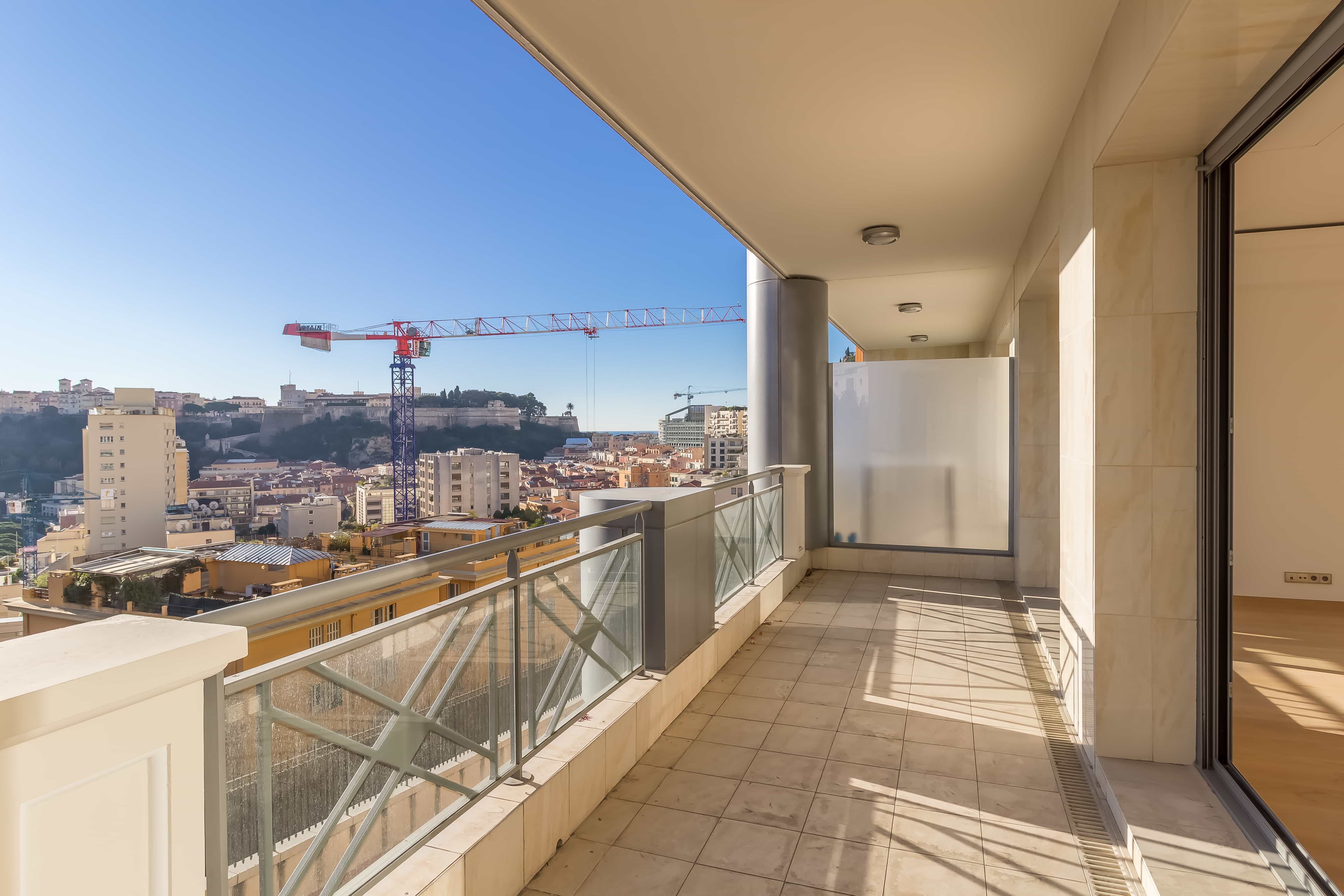 Monaco Properties - 3 roomed refurbished property - renovated building - (office use possible)